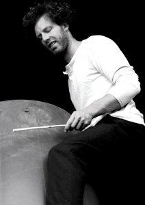 Johannes Anzenhofer - Perkussion, Akkordeon